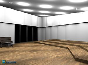 MBZ Chorsaal