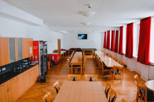 Der Orchestersaal