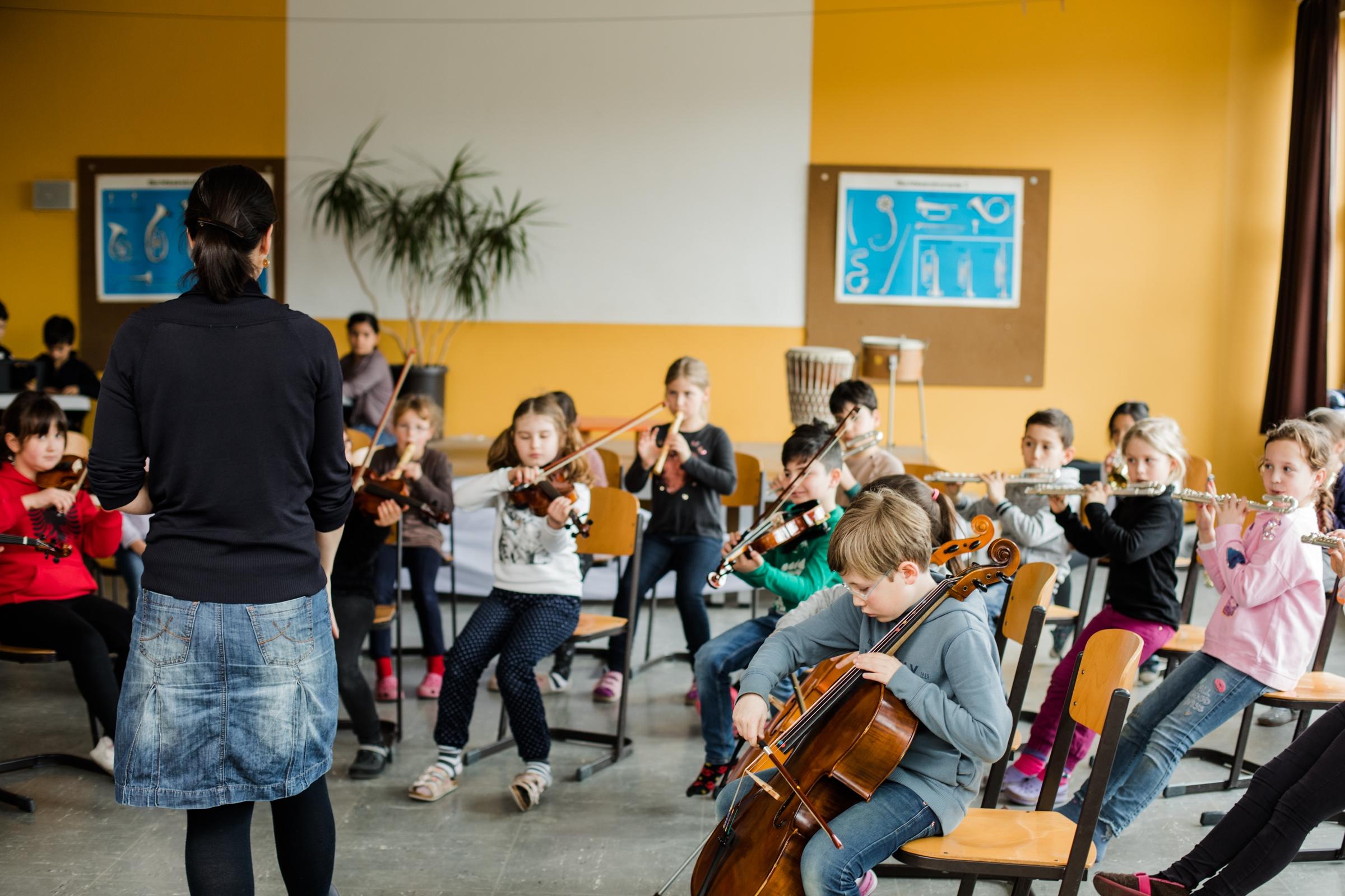 JeKits-Stiftung, Landesmusikakademie NRW Heek